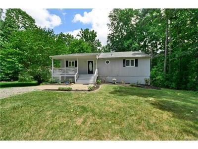 Ruther Glen VA Single Family Home For Sale: $324,950