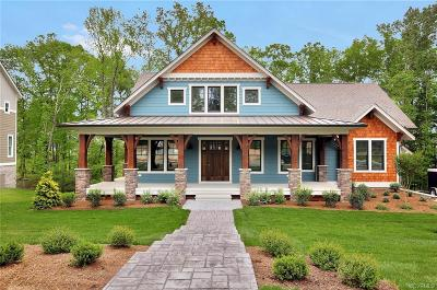 Chesterfield County, Henrico County Single Family Home For Sale: 1925 Muswell Court