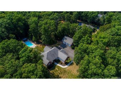 Powhatan Single Family Home For Sale: 3159 French Hill Drive