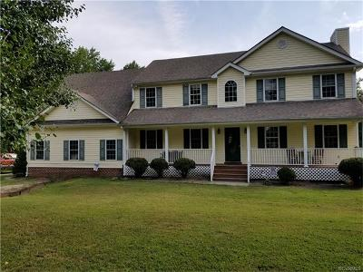Hopewell VA Single Family Home For Sale: $295,000