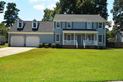 Colonial Heights Single Family Home For Sale: 1031 Conjurers Drive