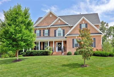 Midlothian VA Single Family Home For Sale: $495,000