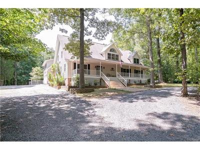 Glen Allen Single Family Home For Sale: 13071 Auburn Mill Lane
