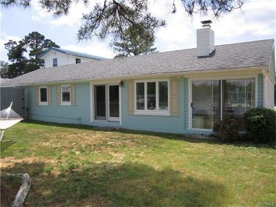 Farnham VA Single Family Home For Sale: $269,000