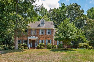Mechanicsville Single Family Home For Sale: 9147 Ivy Springs Place