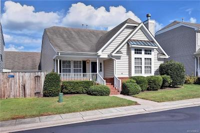 Williamsburg Single Family Home For Sale: 211 Crystal Lane