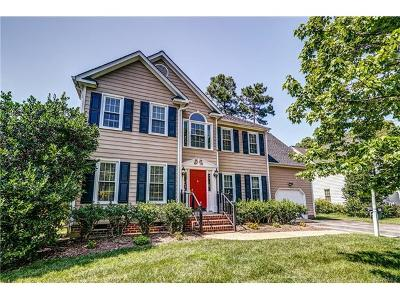Glen Allen Single Family Home For Sale: 5712 Lake West Terrace