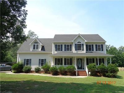 Petersburg Single Family Home For Sale: 3535 Tavern Road