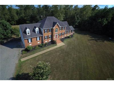Chesterfield VA Single Family Home For Sale: $499,900