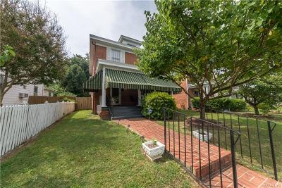 Colonial Heights Single Family Home For Sale: 117 Suffolk Avenue
