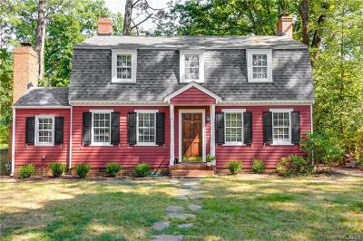 Henrico Single Family Home For Sale: 1219 Forest Avenue