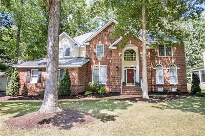 Henrico Single Family Home For Sale: 13408 Whispering Wood Drive