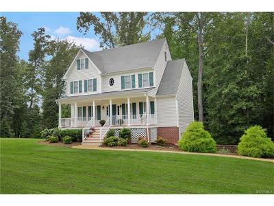 Powhatan County Single Family Home For Sale: 1637 Olde Links Drive