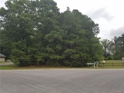 Henrico County Residential Lots & Land For Sale: 5739 Pouncey Tract Road