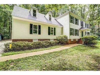 Manakin Sabot Single Family Home For Sale: 2355 Wheatlands Drive