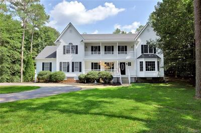 Chesterfield VA Single Family Home For Sale: $325,900