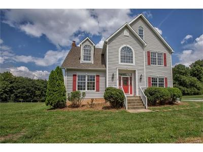 Powhatan Single Family Home For Sale: 5970 Derwent Road
