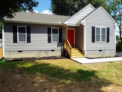 Colonial Heights Single Family Home For Sale: 306 Hillcrest Avenue