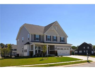Prince George VA Single Family Home For Sale: $302,990