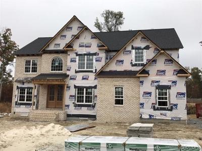 Glen Allen Single Family Home For Sale: 11325 Grey Oaks Estates Way