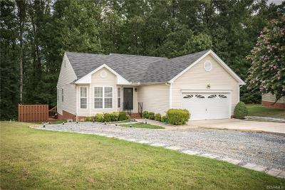 Henrico Single Family Home For Sale: 5449 Stone Lane