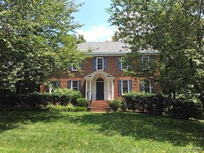 Henrico Single Family Home For Sale: 413 Bonruth Place