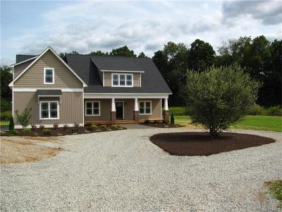 Powhatan Single Family Home For Sale: 3235 Sparrows Court