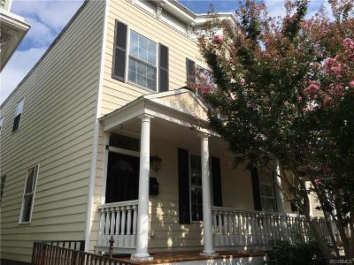 Single Family Home For Sale: 418 North 33rd Street