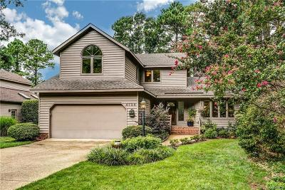 Glen Allen Single Family Home For Sale: 4720 Snowmass Road