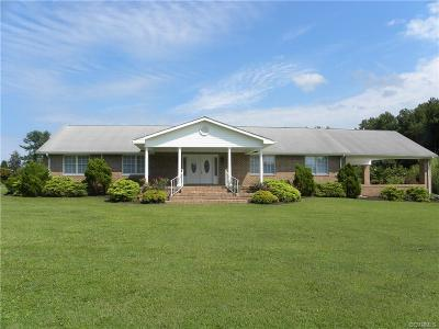 Mechanicsville Single Family Home For Sale: 9014 McClellan Road