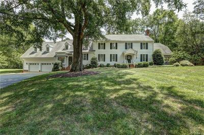 Henrico Single Family Home For Sale: 101 Doverland Road