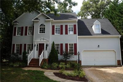 Glen Allen Single Family Home For Sale: 9605 Wendhurst Drive