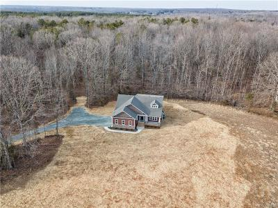 Powhatan Single Family Home For Sale: 1429 Schroeder Road