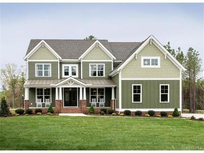 Powhatan Single Family Home For Sale: 3718 Whitechurch Court