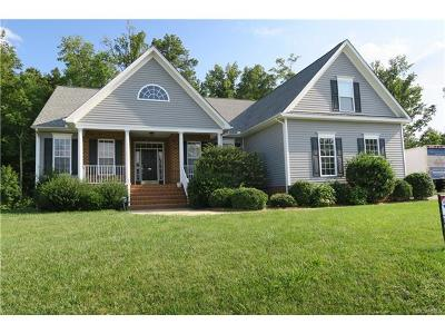 Chesterfield County Single Family Home For Sale: 14455 Sulphur Springs Terrace