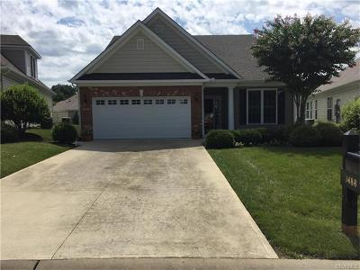 Mechanicsville Single Family Home For Sale: 7488 Quiet Caper Court