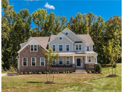Midlothian Single Family Home For Sale: 15530 Sultree Drive