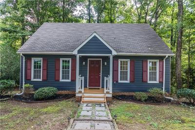 Chesterfield VA Single Family Home For Sale: $182,900
