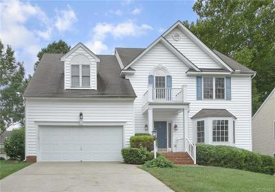 Glen Allen Single Family Home For Sale: 10628 Sherwin Place