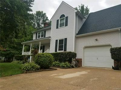 Prince George VA Single Family Home For Sale: $234,950
