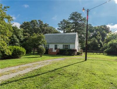 Henrico VA Single Family Home For Sale: $205,000