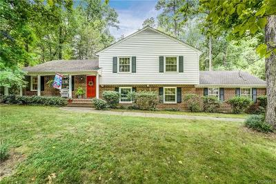 Richmond Single Family Home For Sale: 2816 Skipton Road