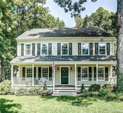 Henrico Single Family Home For Sale: 11828 Rutgers Drive