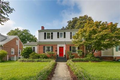 Richmond Single Family Home For Sale: 2317 Buckingham
