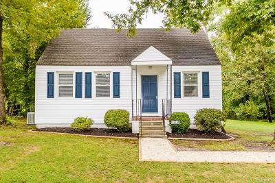 Henrico Single Family Home For Sale: 8619 Ackley Avenue