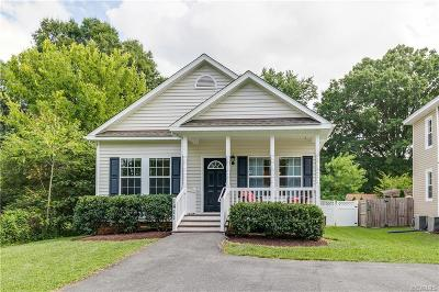 Glen Allen Single Family Home For Sale: 1411 Rhode Island Avenue