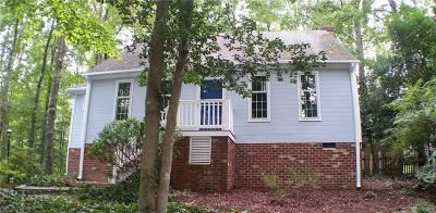 North Chesterfield VA Single Family Home Sold: $186,950
