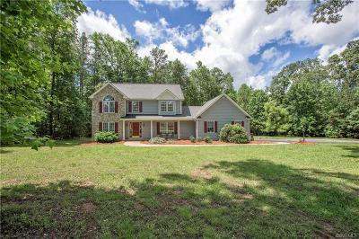 Powhatan Single Family Home For Sale: 1398 Palmore Court