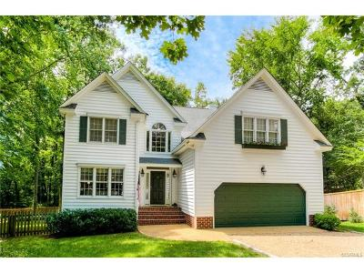 Henrico Single Family Home For Sale: 12202 Timbercross Court