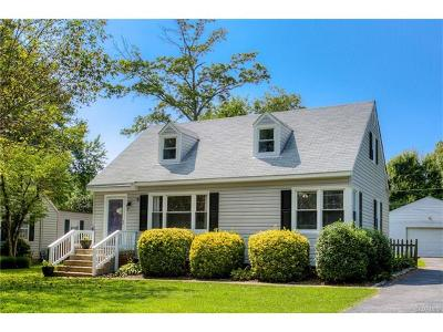 Henrico Single Family Home For Sale: 1210 Beverly Drive
